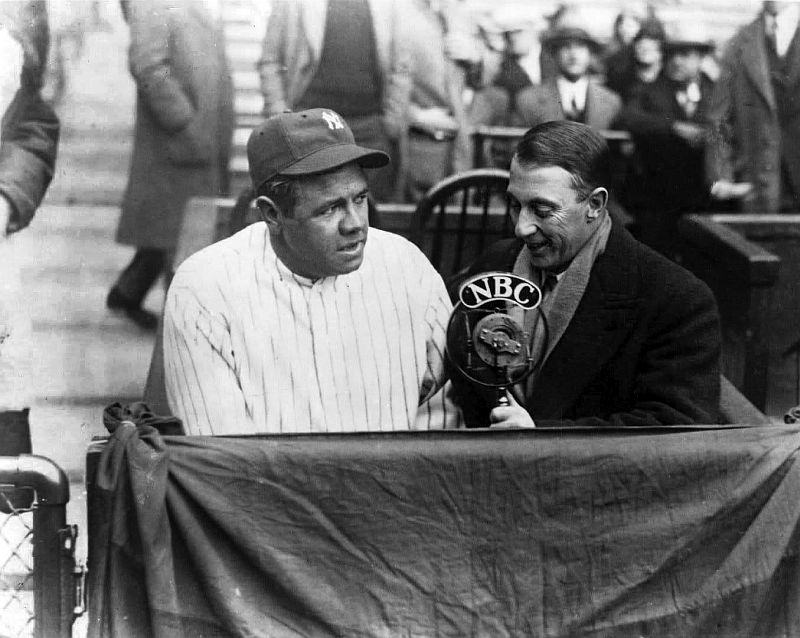 Early Sports Broadcasting