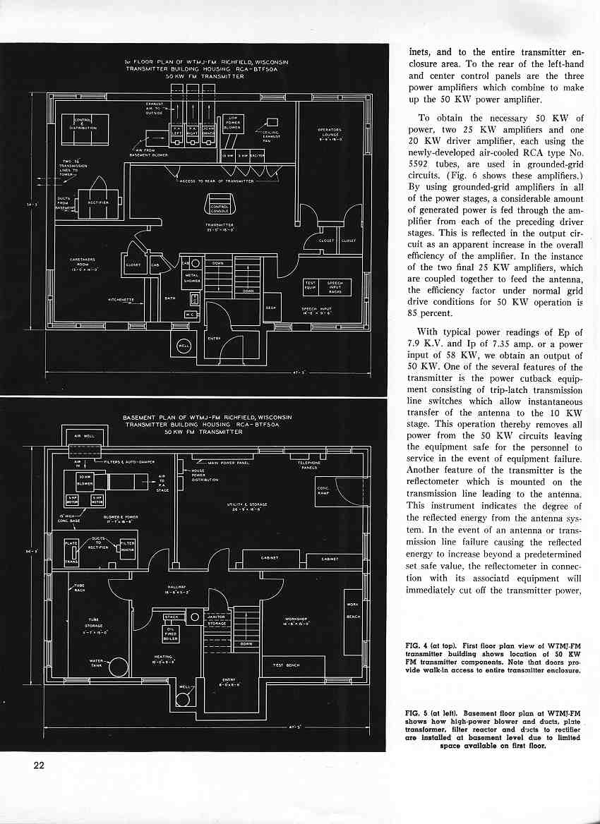 The Radio Historian Following Circuit Shows About 88108mhz Fm Transmitter Diagram Rca Pg 2 3